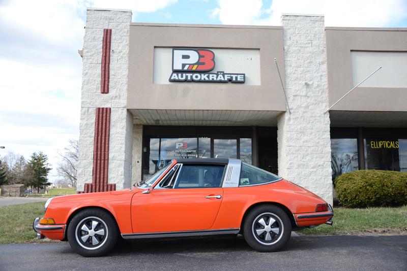 1972 911T 2.7L